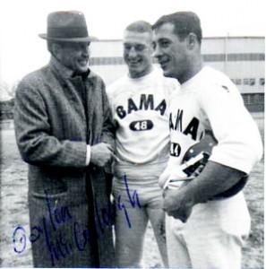 "Alabama Football Coach Paul ""Bear"" Bryant's System of Winning"