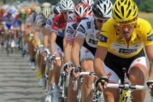 Doping Part of Professional Cycling's Culture
