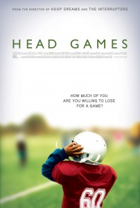 """Head Games,"" which opens Sept. 21, is a must-see for anyone involved in sports."
