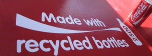 Coca-Cola achieved its target of recycling 10.5 million plastic bottles used at the Olympic and Paralympic Games.