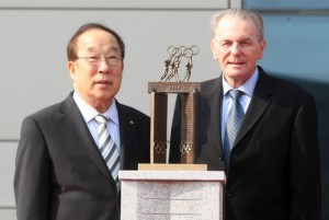 Korean Olympic Committee President to Step Down