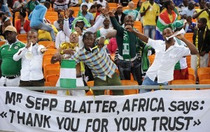 "Africa Could Host Olympics but Suffers from ""Prejudice"" Claims Hayatou"