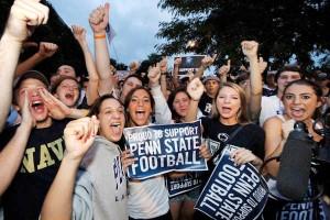 Penn State Faces Nightmarish Costs