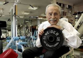 Joe Weider Left a Legacy of Health and Fitness