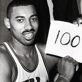 Amazing Sports Feat: Chamberlain Scores 100 Points 51 Years Ago