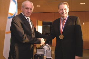 Academy President Invited to Attend Major International Sport and Peace Conference