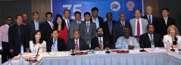 Kalmadi Sumped as President of Asian Athletics Association after defeat to Qatari