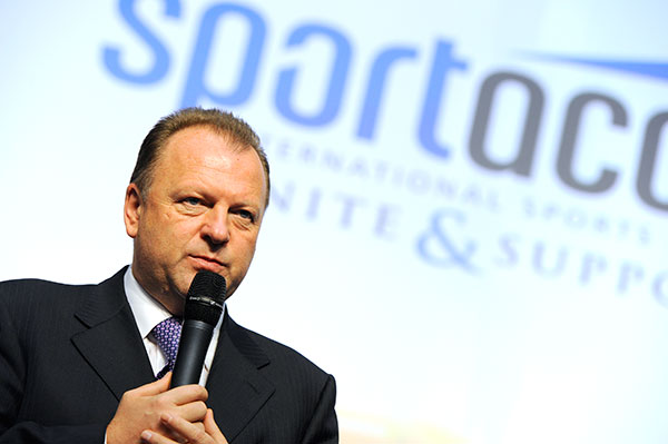 SportAccord Replaces Gaillard with New General Director