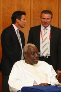 Diack Confirms He Will Step Down as IAAF President, Leaves Coe in Pole Position