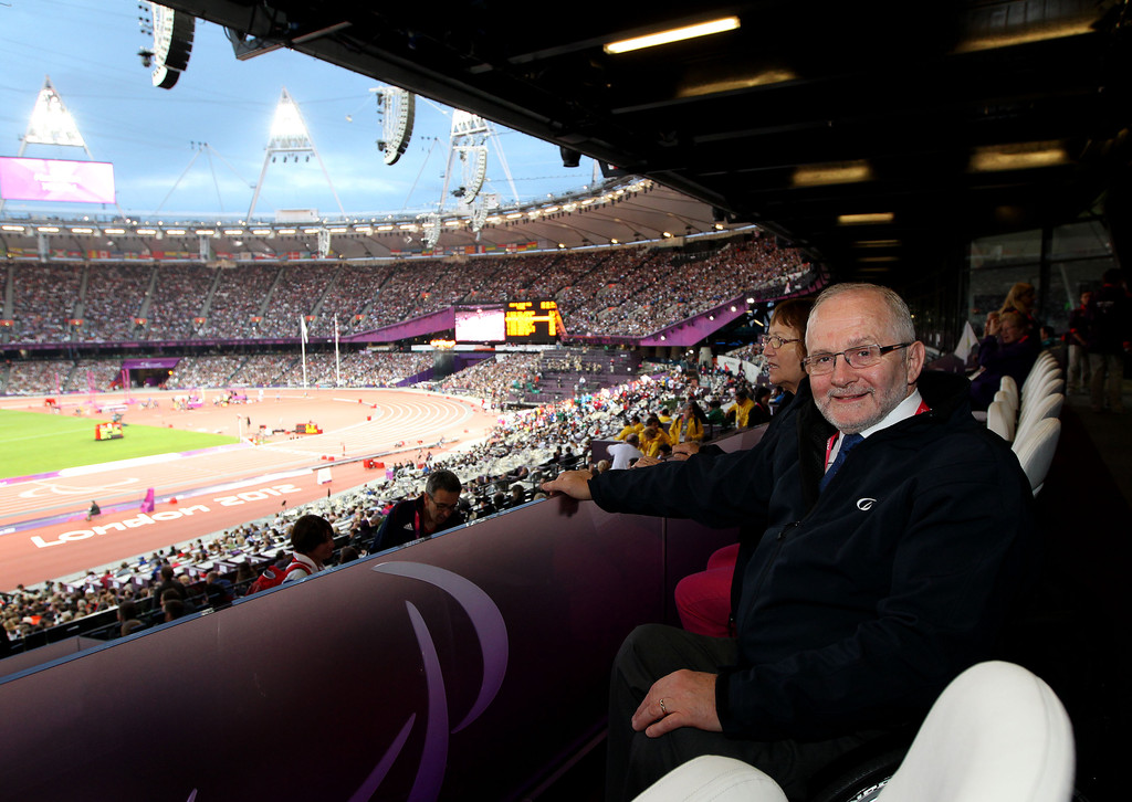 Paralympic Movement Had Best Year Yet in 2012, Says IPC President