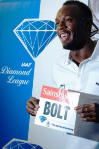 Don't Cast Doubts over Me – I Was Always Going to Be Great, Says Bolt