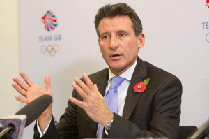 Sebastian Coe Says Olympics is for Clean Athletes
