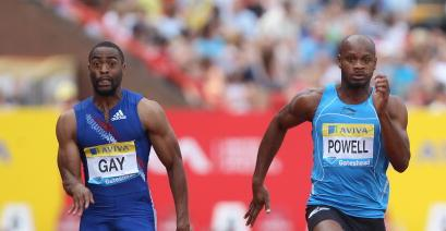 Adidas Suspends Tyson Gay's Contract as Administrators React to Latest Doping Incidents
