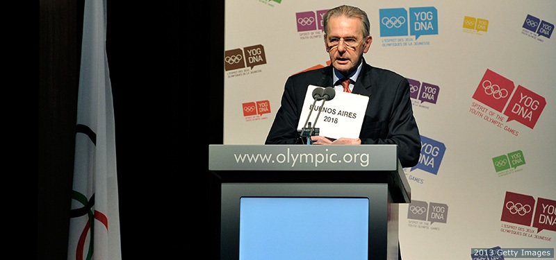Who Runs the IOC?