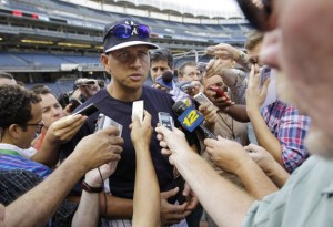 With Arbitration Looming, What Exactly is A-Rod's Best Defense?