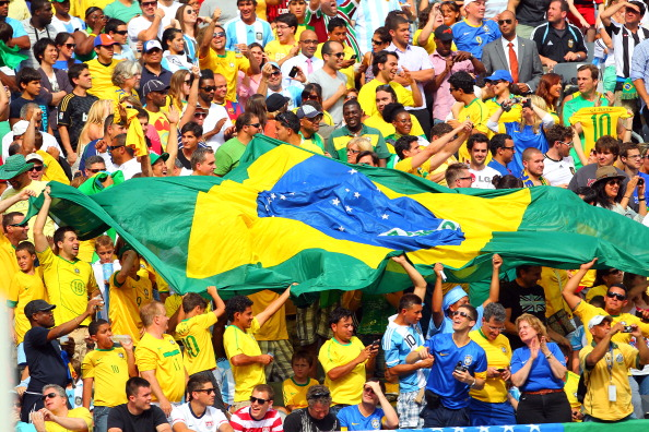 More than One Million Requests for 2014 World Cup Tickets on First Day of Sale