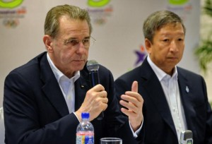 IOC Reaching New Scale of Media Operation for 2020 Games Location Announcement