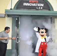 Walt Disney's ESPN in News or Entertainment Business?