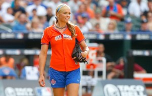 Finch: Adding Softball to the Olympics Will Increase Relevance to Women