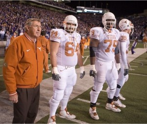 Dodds Known for Visionary Leadership as Texas Men's Athletics Director