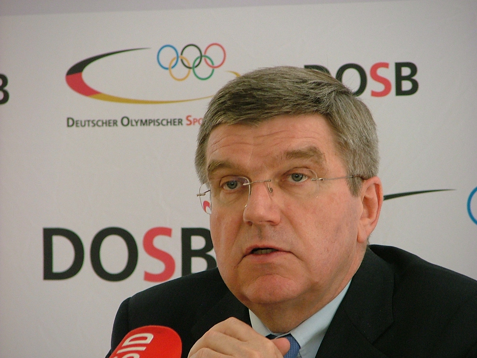 International Olympic Committee President Thomas Bach. By Olaf Kosinsky (Own work) [CC BY-SA 3.0 (http://creativecommons.org/licenses/by-sa/3.0)], via Wikimedia Commons