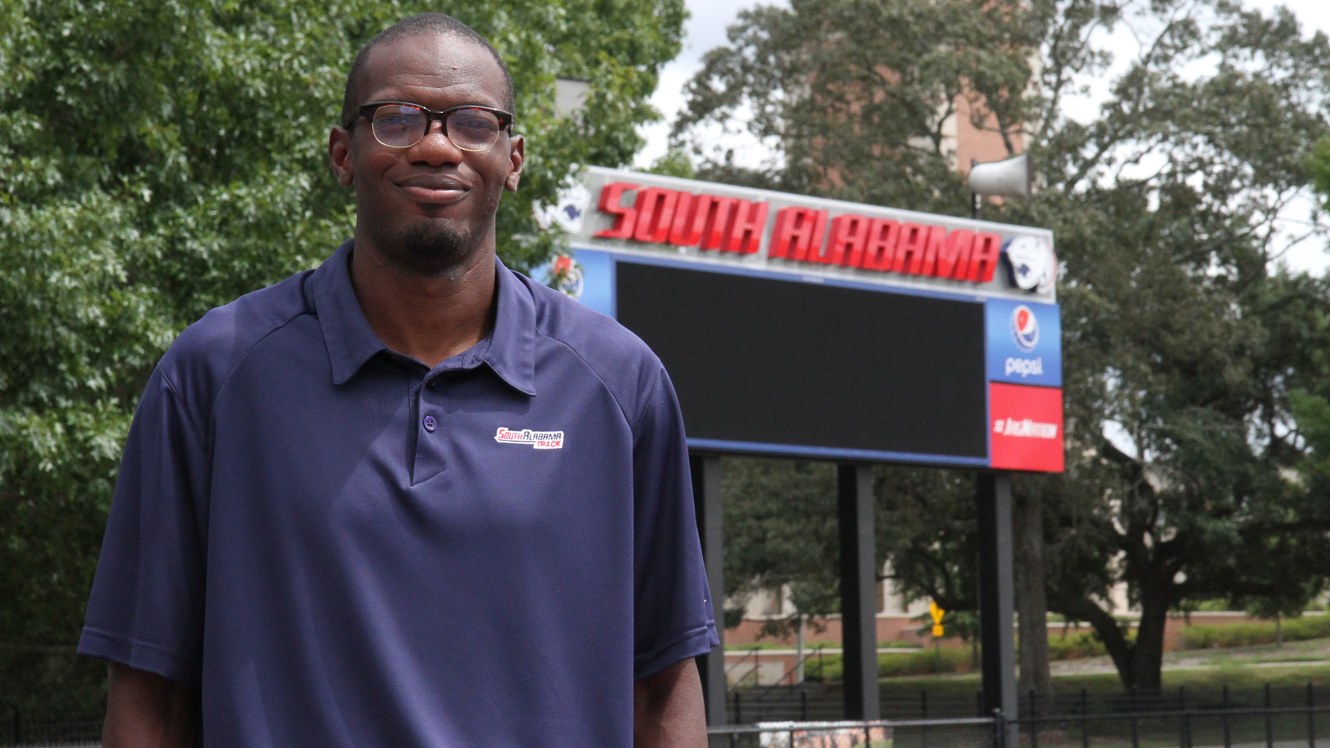 Michael Cooley has been named to the University of South Alabama's track and field staff.