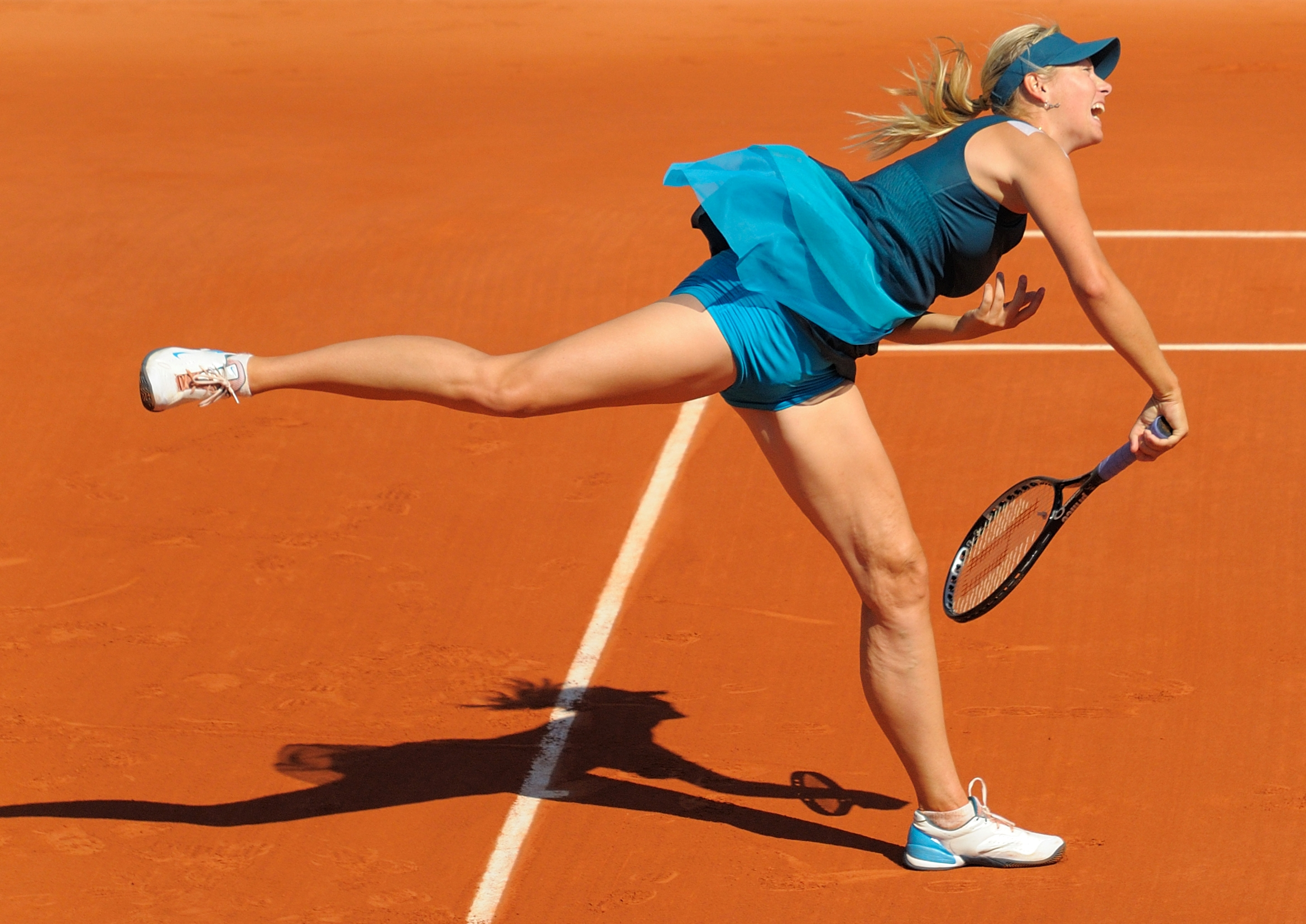 Tennis player Maria Sharapova has said she was unaware meldonium was part of the 2016 WADA banned substance list. She received a two-year ban from the International Tennis Federation for using the drug. By Misty, Sydney, Australia - Maria Sharapova and her shadow edited from en:File:Sharapova Roland Garros 2009 3.jpg, CC BY-SA 3.0, https://commons.wikimedia.org/w/index.php?curid=19858734