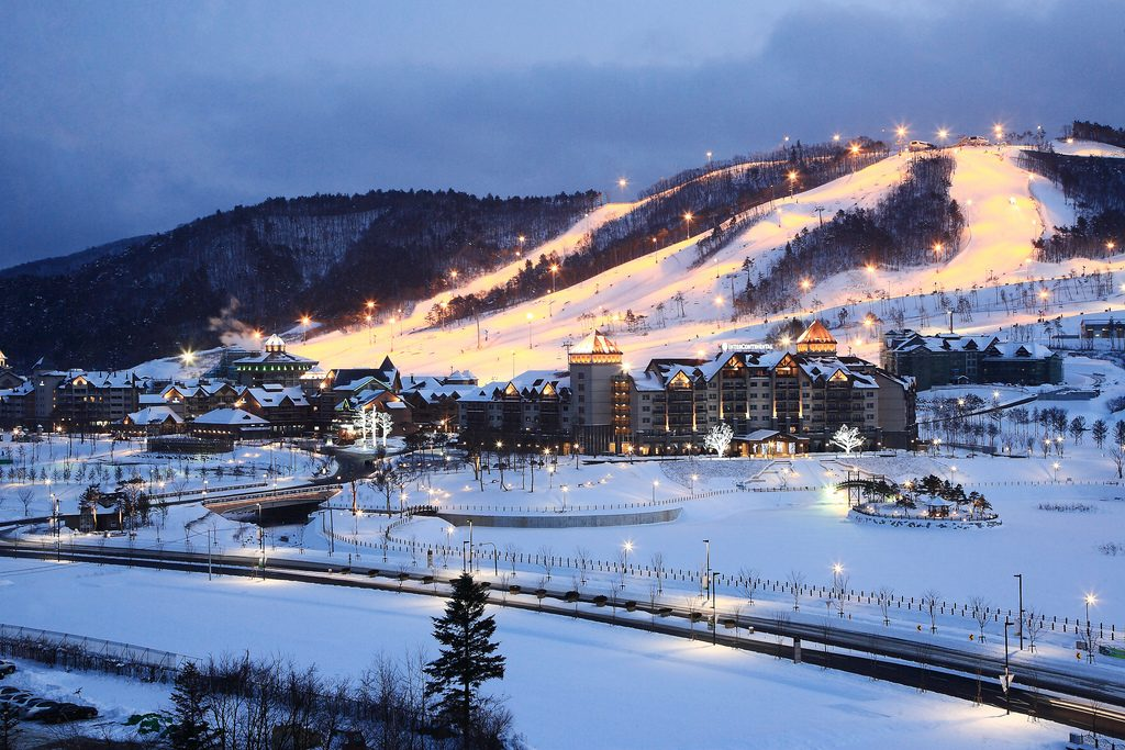 Pyeongchang will host the 2018 Winter Olympics after beating Munich and Annecy. Photo: Flickr/Republic of Korea