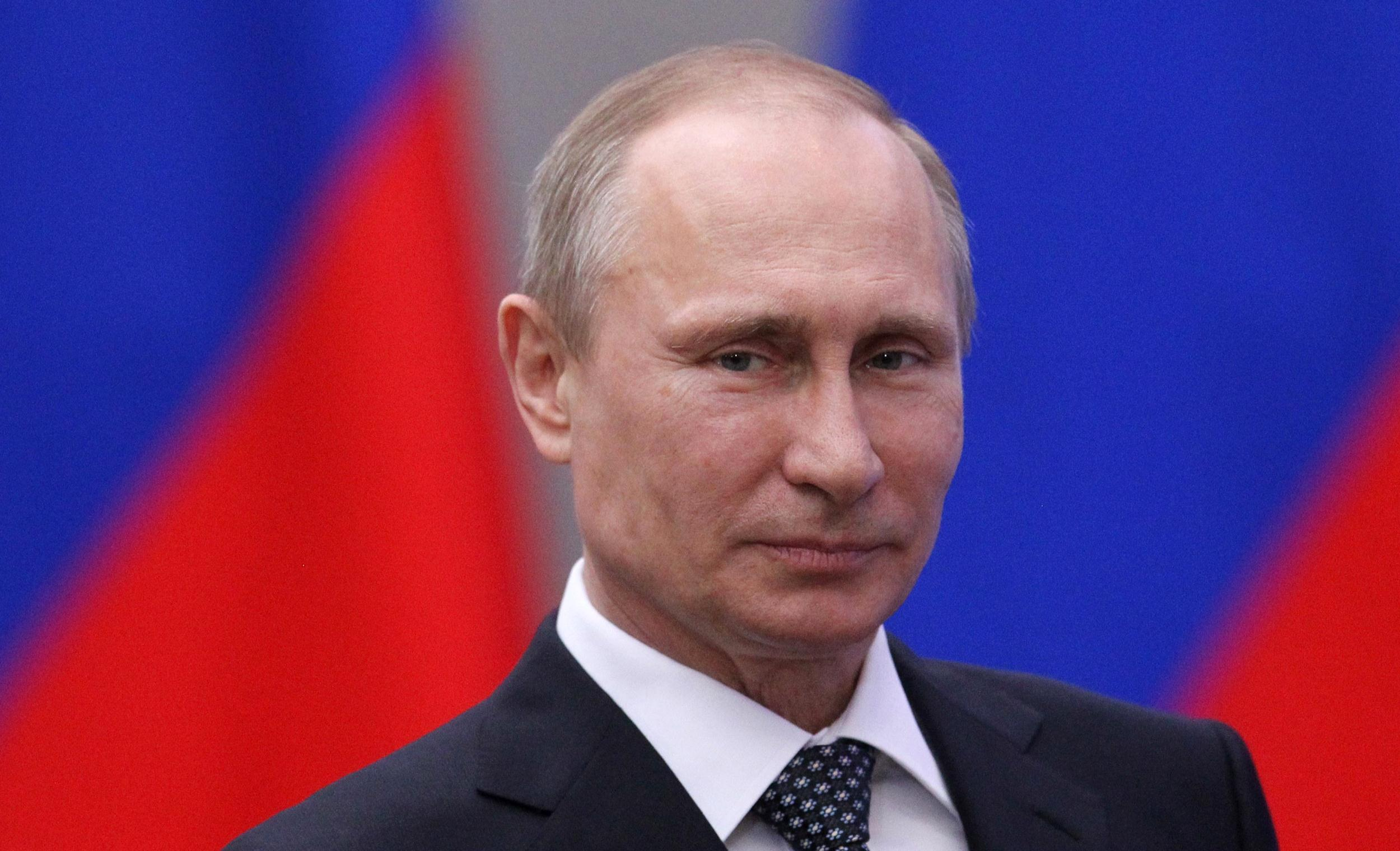 Russian President Vladimir Putin. By MARIAJONER (Own work) [CC BY-SA 4.0 (http://creativecommons.org/licenses/by-sa/4.0)], via Wikimedia Commons