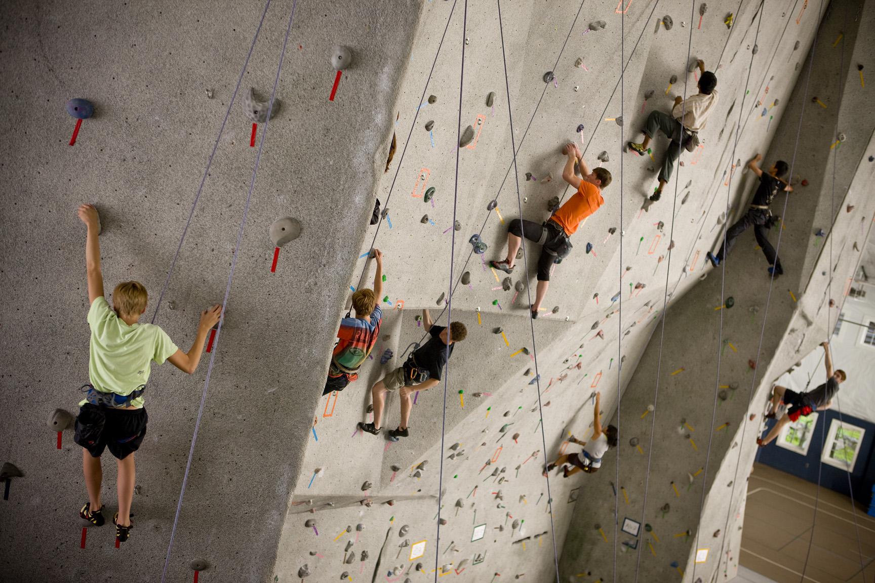 Climbing Walls | The Sport Digest