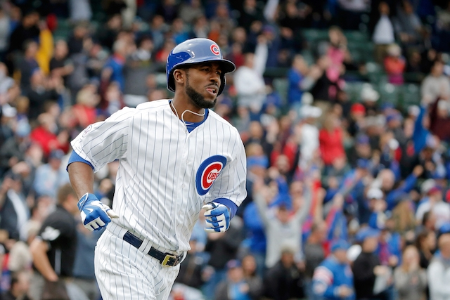 Chicago Cubs leadoff hitter Dexter Fowler. Photo: hngn.com
