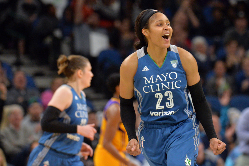 Maya Moore Leads Minnesota Lynx into Last Game of the 2016 ...