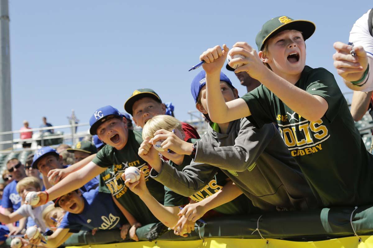 Baseball S Bright Future The Sport Digest
