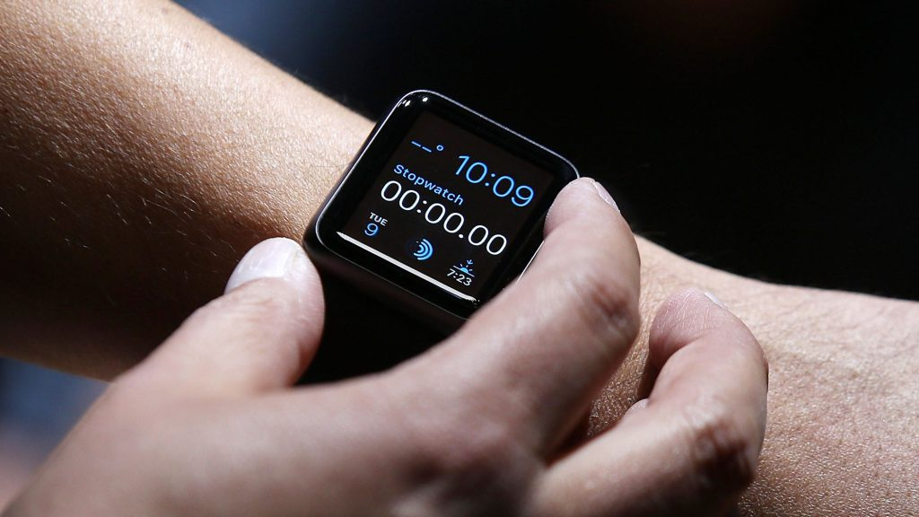 Wearable fitness technology. Photo: forbes.com