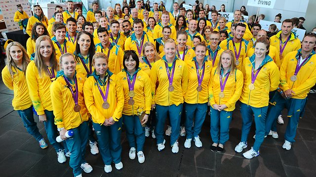 Australian Olympians To Receive More Than 1 Million The