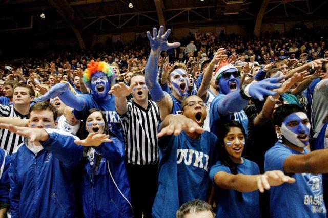Blue Devils Fans