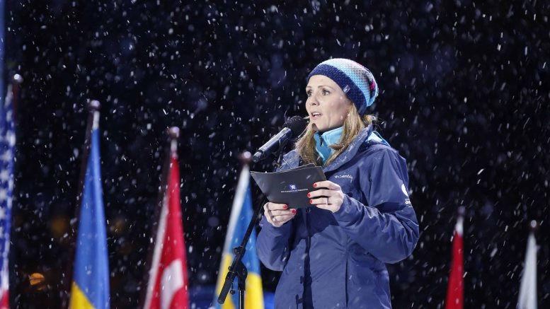 Norwegian Sports Minister Linda Helleland was elected to serve as the vice president of the World Anti-Doping Agency. Photo: Vidar Ruud / NTB scanpix