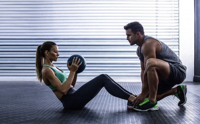 Hiring an educated and experienced fitness professional is a current trend in fitness. Photo: wellandgood.com