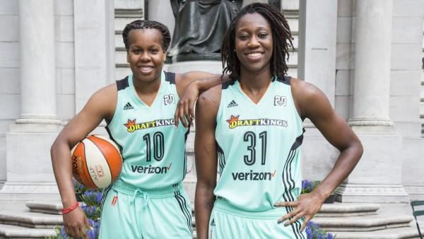 The WNBA has unveiled new uniforms for its 20th season. Photo: SI.com