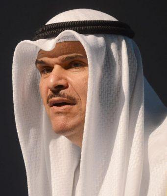 Minister of Information and Minister of State for Youth Affairs Sheikh Salman Sabah Salem Al-Hamoud Al-Sabah