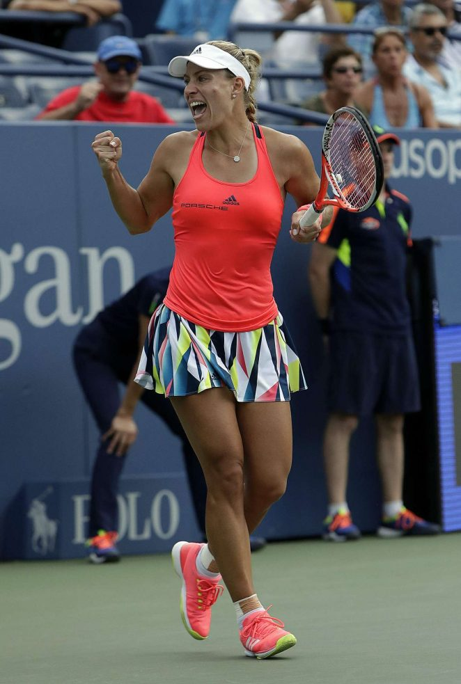 Angelique Kerber. Photo: gotceleb.com