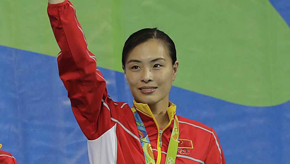China S Most Decorated Olympian Retires From Diving The