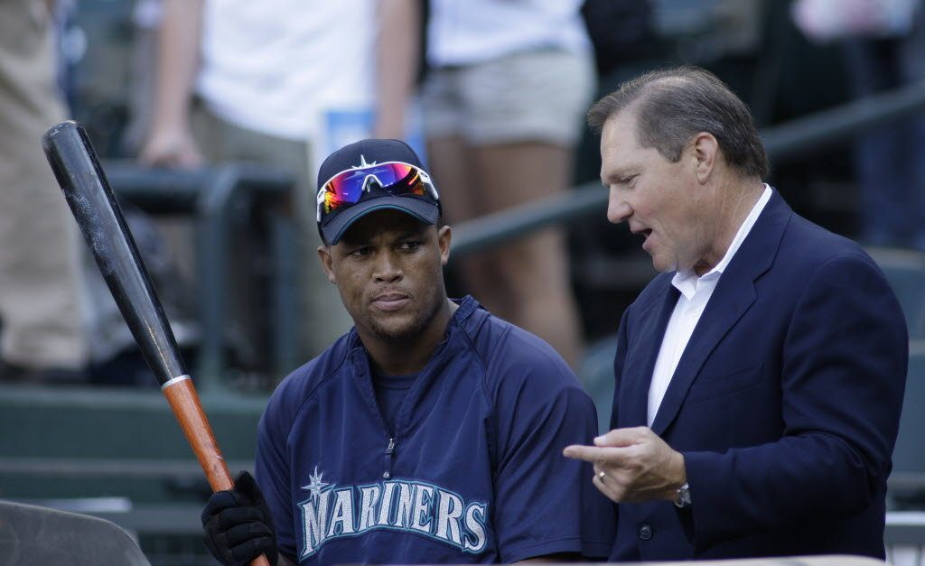 Sports agent Scott Boras, shown here in a 2009 photo with client Adrian Beltre. Photo: AP File