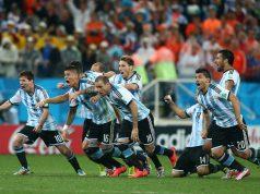 Argentina Football Players