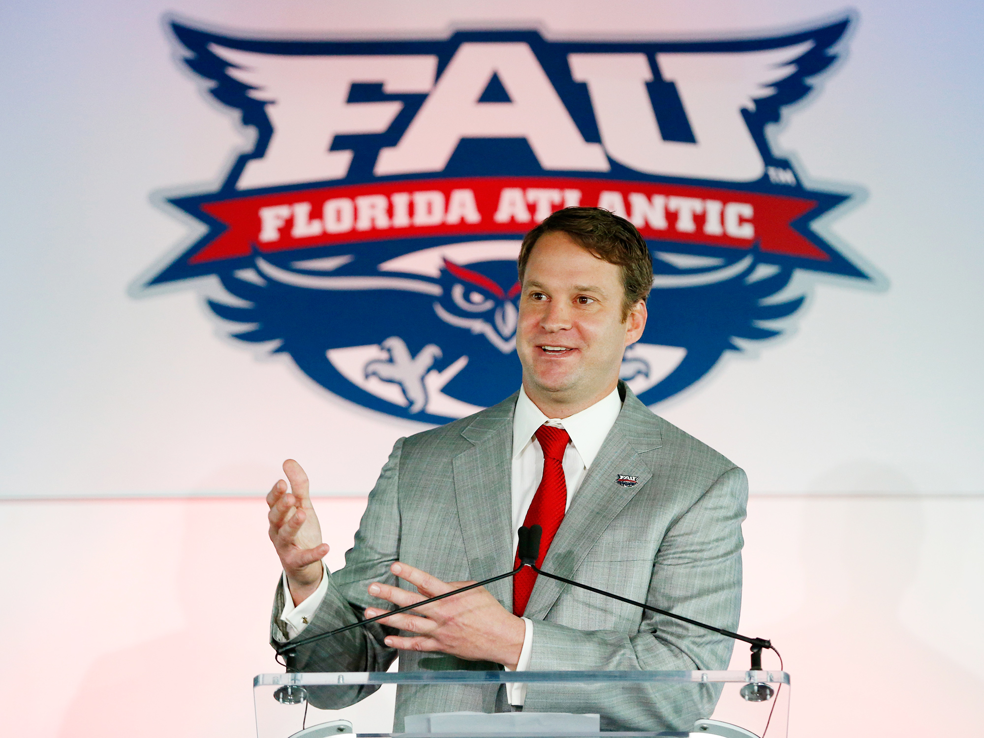 American football coach Lane Kiffin