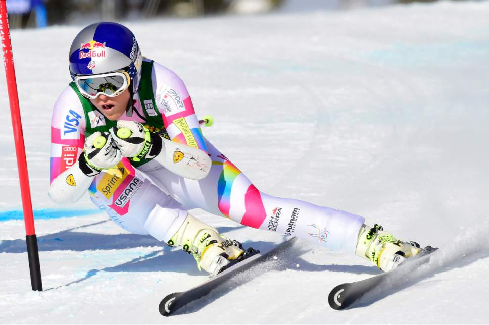 American Star Vonn to Make Second Attempt to Compete ...