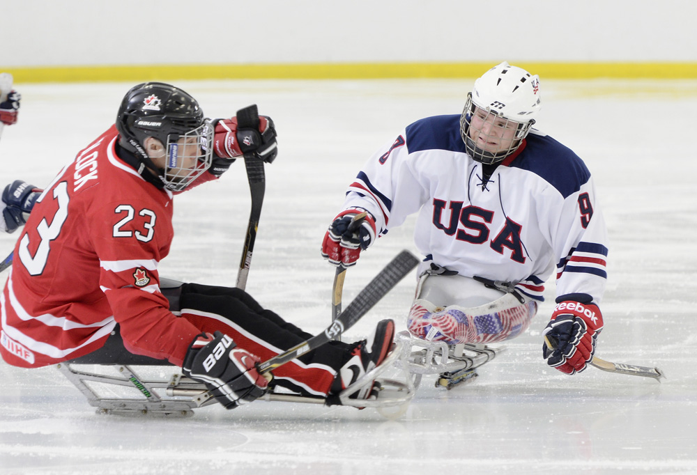 Gosselin Named New US Ice Sledge Hockey Head Coach | The ...