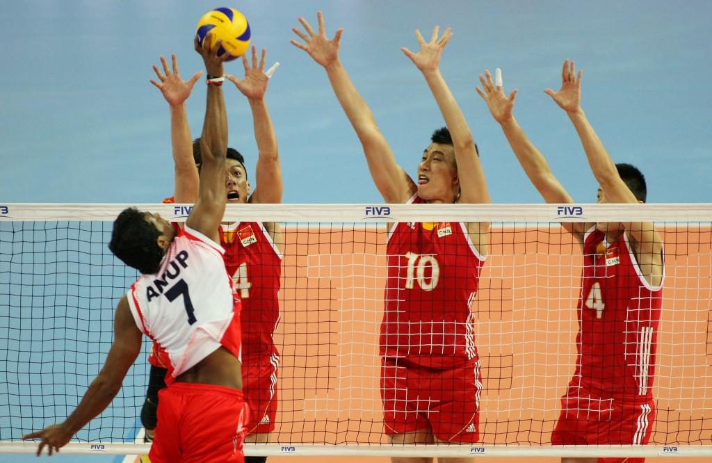 China Seeks Foreign Coach For Men S Volleyball Team The
