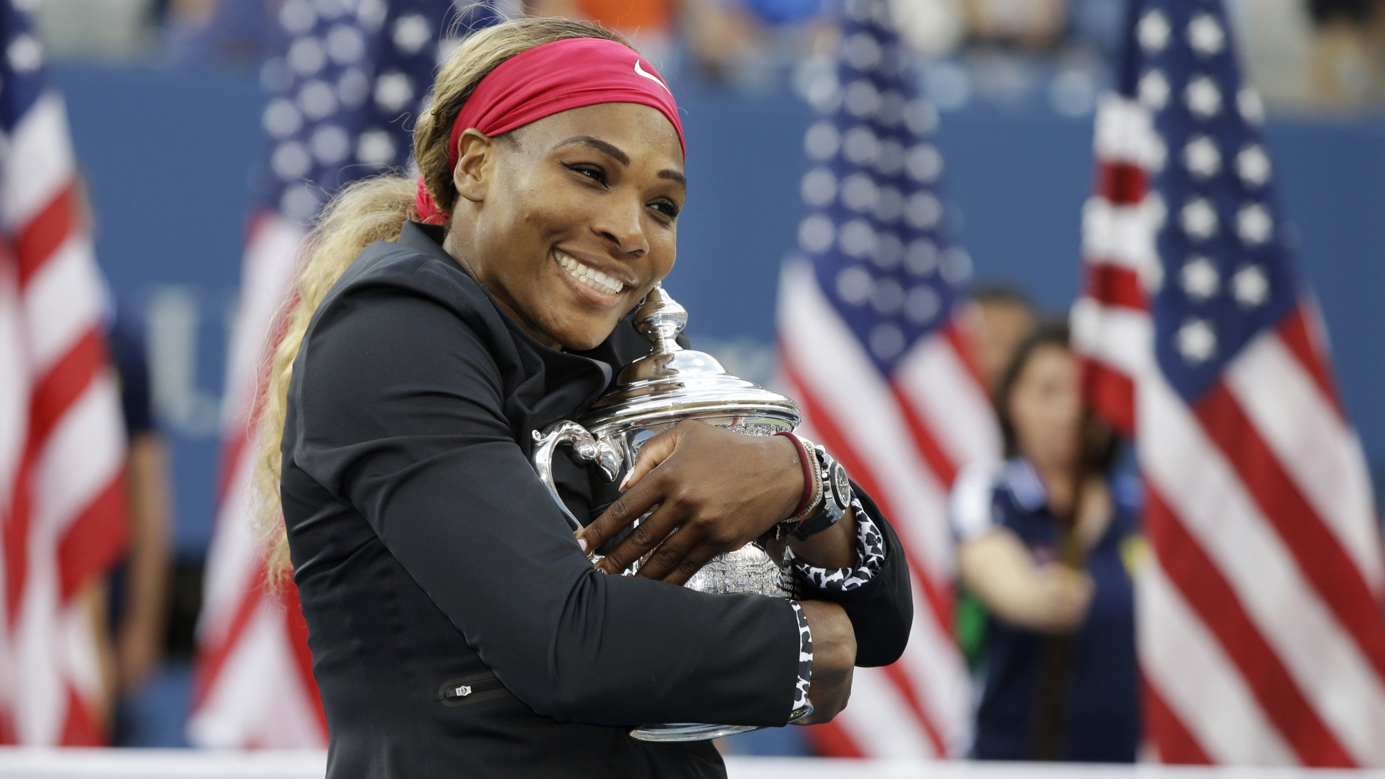 Armour: Baby Doesn\'t Spell the End of Anything for Serena Williams ...