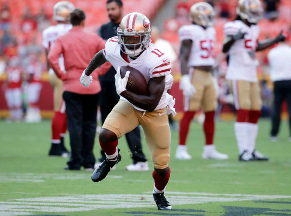 b0b20d040e5 American football player turned long jumper Marquise Goodwin has vowed to  continue competing in the ...